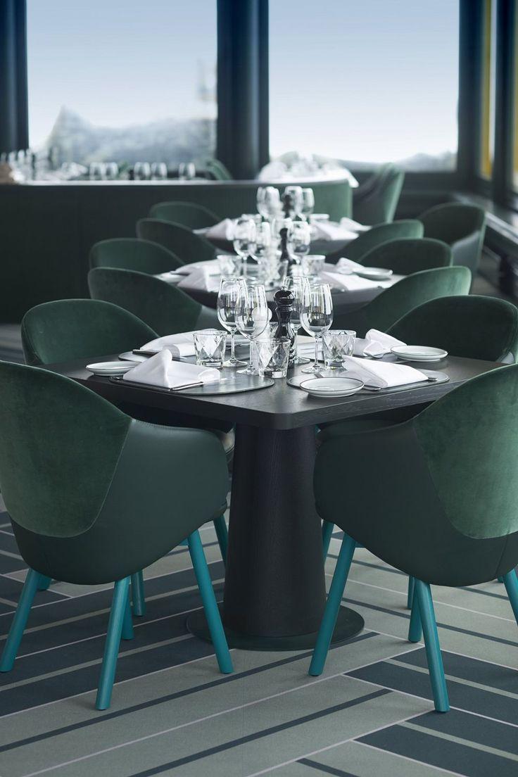White Marmot Restaurant & Bar - st. Moritz, Switzerland