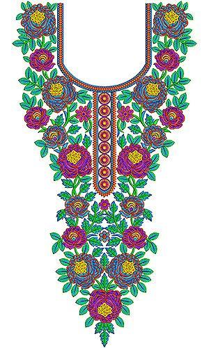 Anarkali Frocks   Dress   Arabia Neck Design