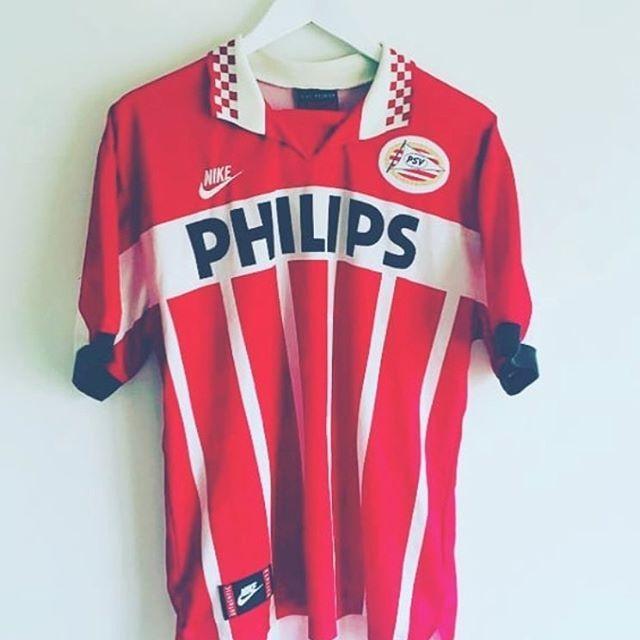 buy online 0a857 d98c8 1995 PSV x Nike R9 @vielle_rue #psv #footballshirt ...