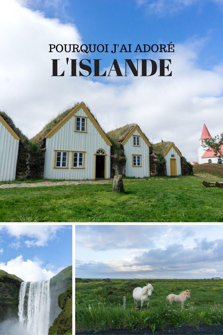 Chaque fois que vous aurez l'impression d'avoir déjà vu quelque chose, le prochain virage vous surprendra de plus belle. En Islande, c'est un «WOW» qui n'attend pas l'autre, un point d'exclamation constant comme dans les textos d'adolescents. J'exagère à peine, c'est beau recto-verso, l'Islande! #Voyage #Islande #Amour #Guide #information #paysage #beauté #découverte #exploration