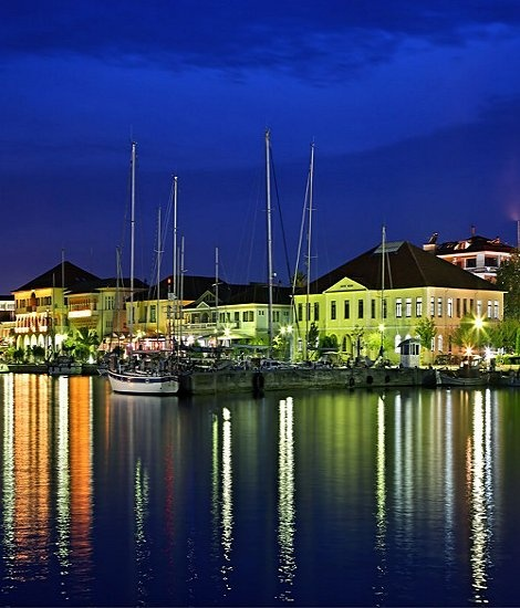 GREECE CHANNEL | Preveza town, Epirus / photo by Hercules Milas