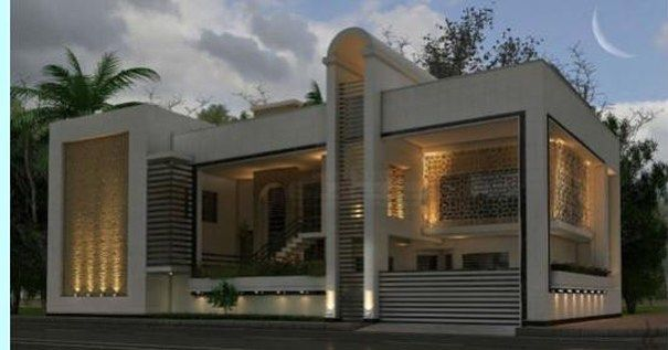 Pin By Maher Alwan On Omg Modern House Design Bungalow Exterior Modern House Exterior