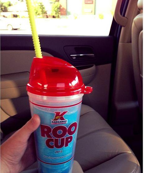 Saving 4 A Sunny Day: Free RooCup Refill At Kangaroo Express