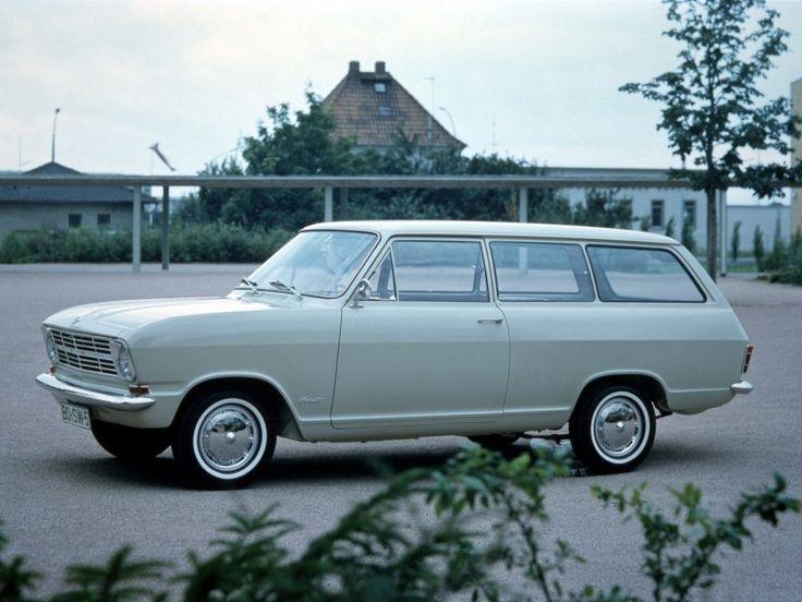 Opel kadett b 1965-1973 Photo 01