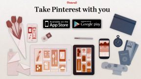Android version Pinterest Mobile and Apple iPad Apps released secretly?