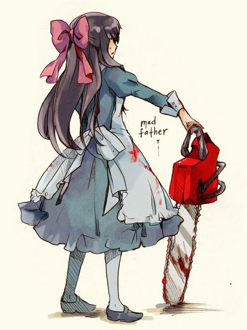 Mad Father Anime | Indie Horror Games | Pinterest | Mad ...