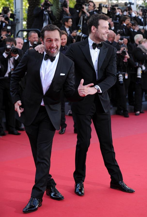 #Gilles #Lellouche et #Laurent #Lafitte
