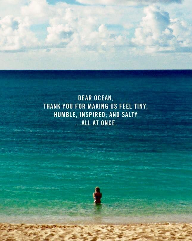 Ocean Quotes And Sayings Best 20+ Hawaii...