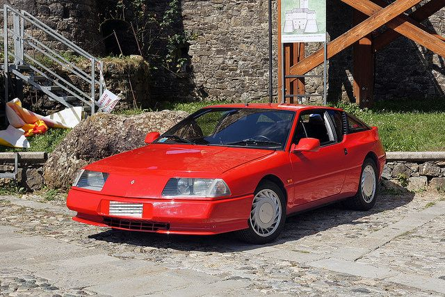 Renault Alpine A610 V6 Turbo