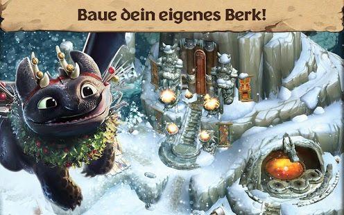 Drachen: Aufstieg von Berk Screenshot