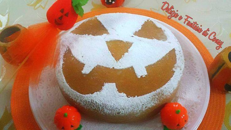 Torta morbida con zucca. Una torta veramente morbida provatela Torta morbida con zucca http://blog.giallozafferano.it/consuela/2014/10/30/torta-morbida-zucca/