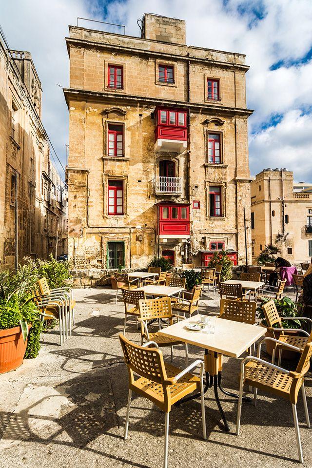 Café à Malte. http://www.lonelyplanet.fr/article/malte-manger-et-boire-la-maltaise #malte #cuisine #gastronomie #spécialités #café