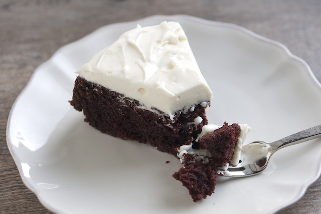 Guinness Chocolate Cake Recipe with Creamy White Frosting | Recipe