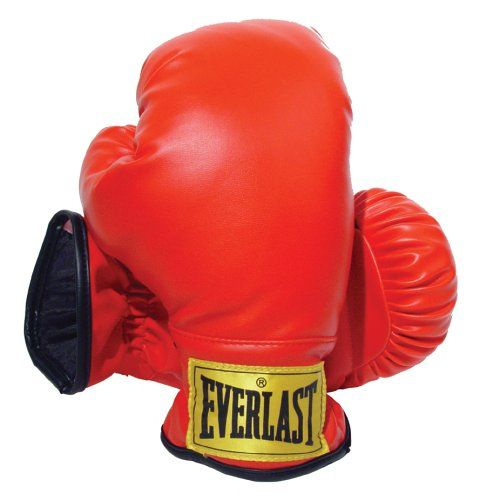 Everlast Youth Boxing Gloves Red Small * You can get additional details at the image link.