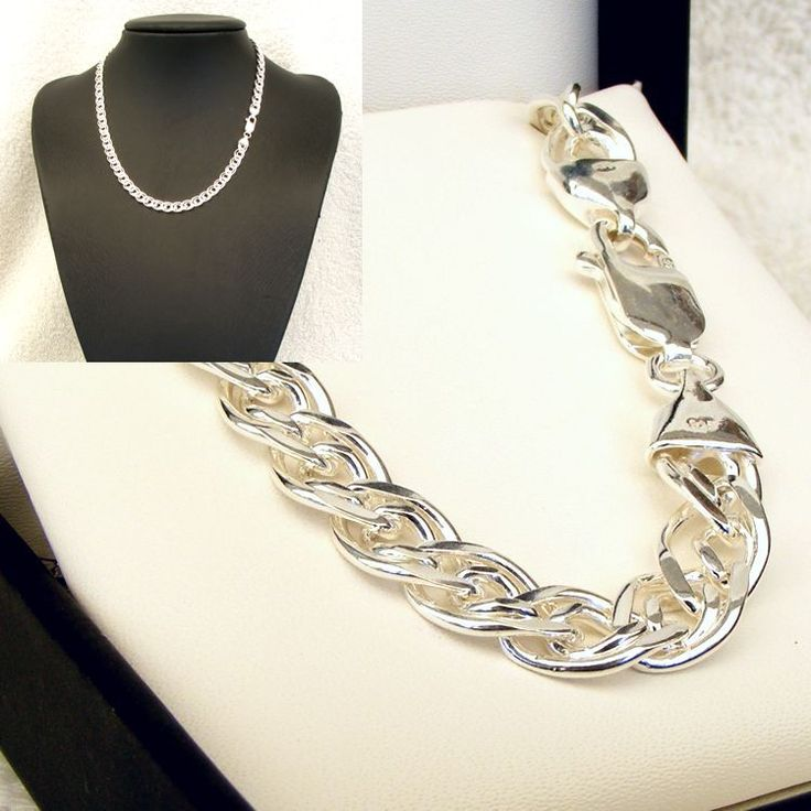 Buy Silver 120GM 50cm online at Chain Me Up