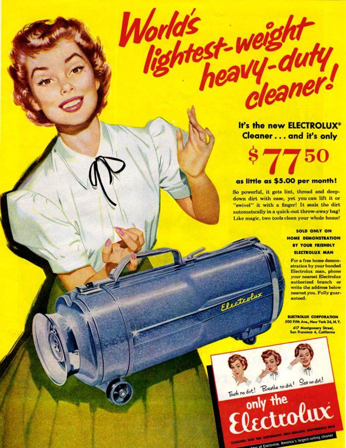 173 Best Vintage Vacuums Images On Pinterest Electric