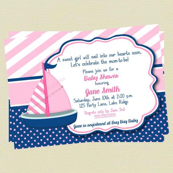Best 25+ Sailboat Baby Showers Ideas On Pinterest