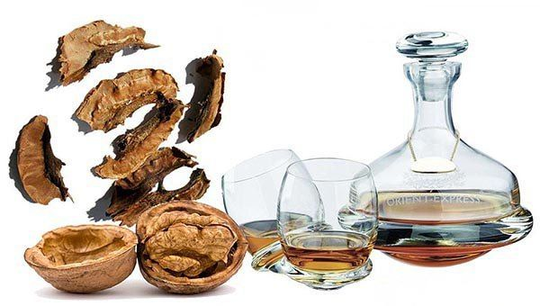 Чем полезны перегородки от грецких орехов? Рецепты настоек 0