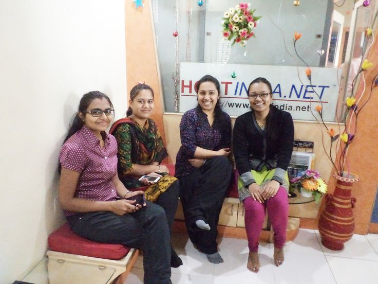 Hostindia Girls Team