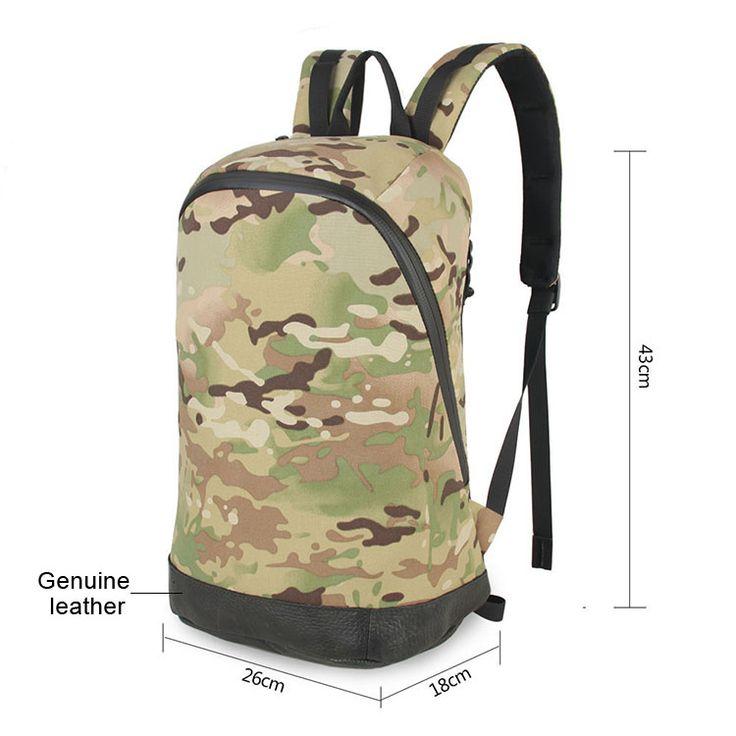 Hot Military Tactical Backpack 500D Nylon Molle Rucksacks Outdoor Sport Camping Trekking Bag Backpacks CL5-0072