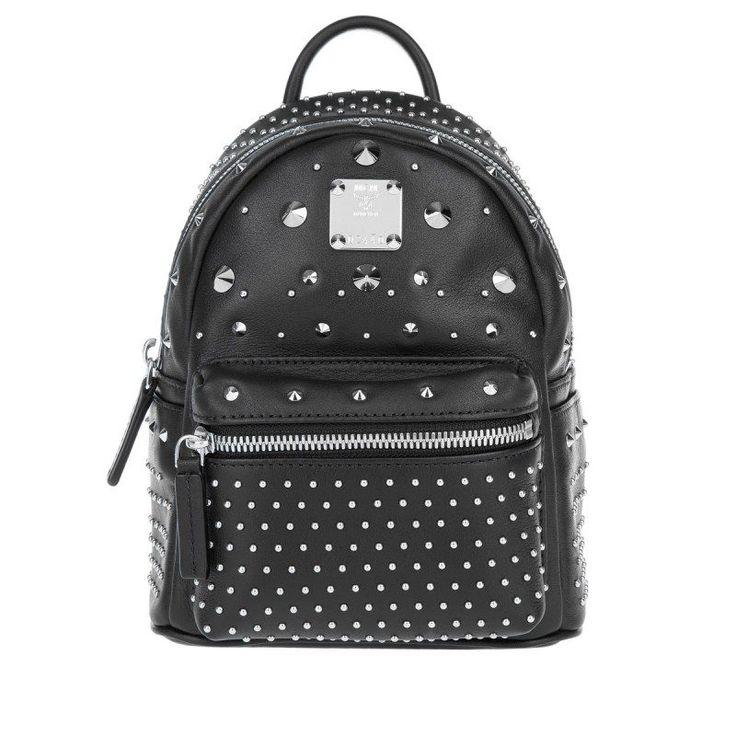MCM MCM Tasche – Special Stark Backpack X-Mini Black – in schwarz – Umhängetasche für Damen