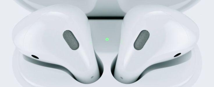 Apple AirPod: Neue Wireless-Kopfhörer vorgestellt - https://apfeleimer.de/2016/09/apple-airpod-neue-wireless-kopfhoerer-vorgestellt - Erst gestern haben wir über die Apple AirPods als neue Wireless-Kopfhörer aus dem Hause Apple berichtet, nun hat Apple diese offiziell vorgestellt. Diese sind dabei im Design der Bragi Dash gehalten, was bereits im Vorfeld des Events kolportiert worden ist. Apple AirPod: Neue Bluetooth-Kopfhörer ...