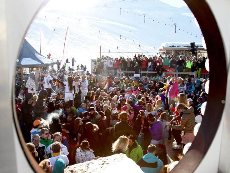 La Follie Douce - Val d'Isere  VIsit: http://www.elegant-ski.com//ski-resorts/ski-resort.asp?LocationID=30