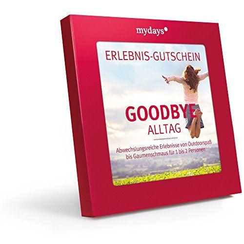 mydays Magic Box: Goodbye Alltag - Erlebnis-Gutschein - Geschenk-Idee