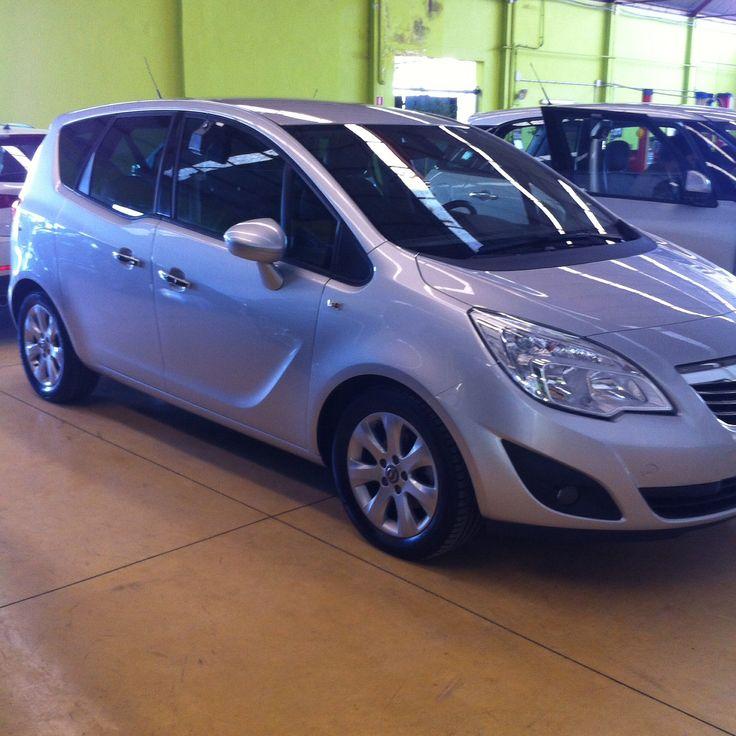#Opel  #Meriva www.daddario.it