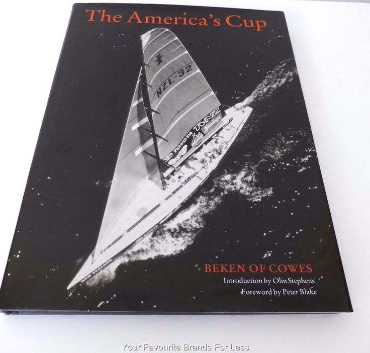 THE AMERICA'S CUP  by Beken of Cowes foreword by Peter Blake