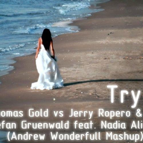 the three great remix Thomas Gold vs Jerry Ropero vs Stefan Gruenwald of track Nadia Ali - Try make me this mashup i hope you enjoy! more details on http://awdj.ru #AWtrance #trance #Andrewwonderfull #cover #mashup #remix