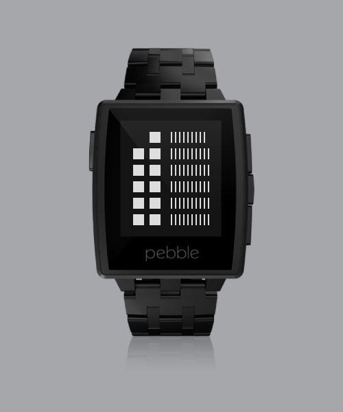TTMM1260 - #TTMM watchface app for #Pebble. www.ttmm.eu