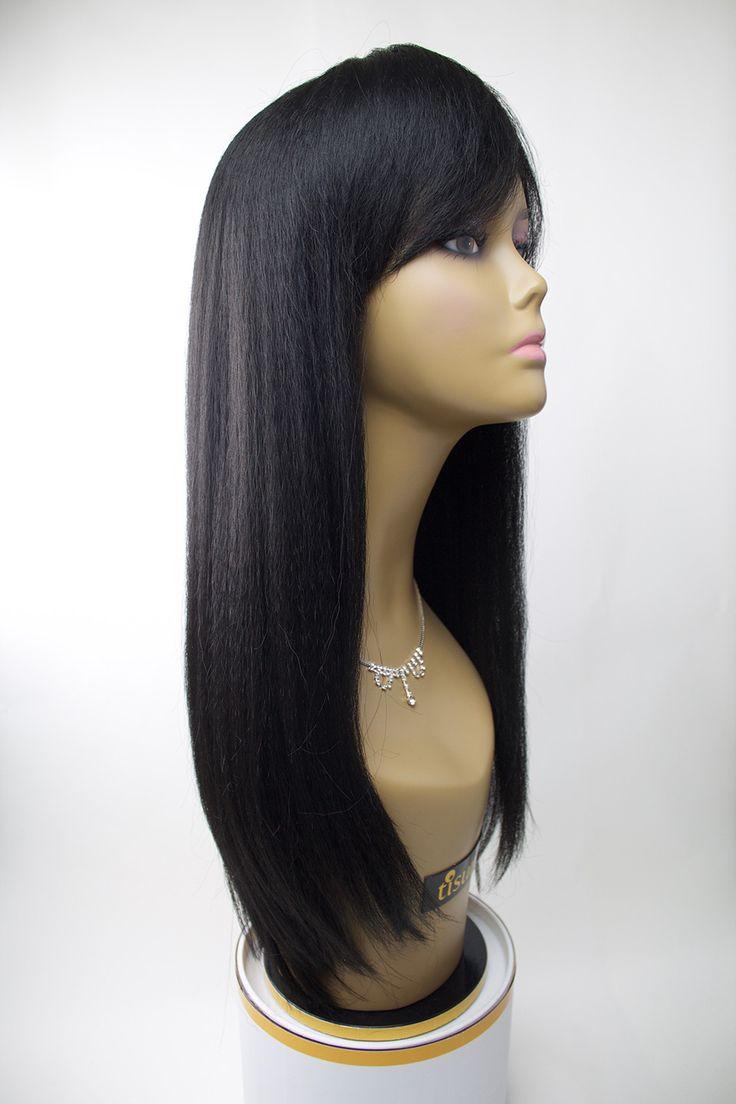 New Born Free Full Wig Sonia (Perm Yaky Texture)