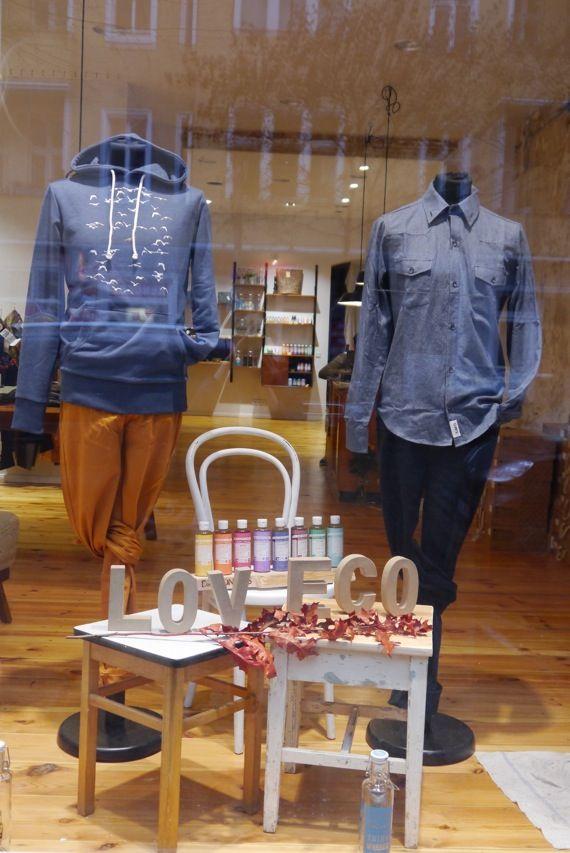 Les Mads I Store Opening in Berlin: loveco eröffnet mit veganer Öko-Mode