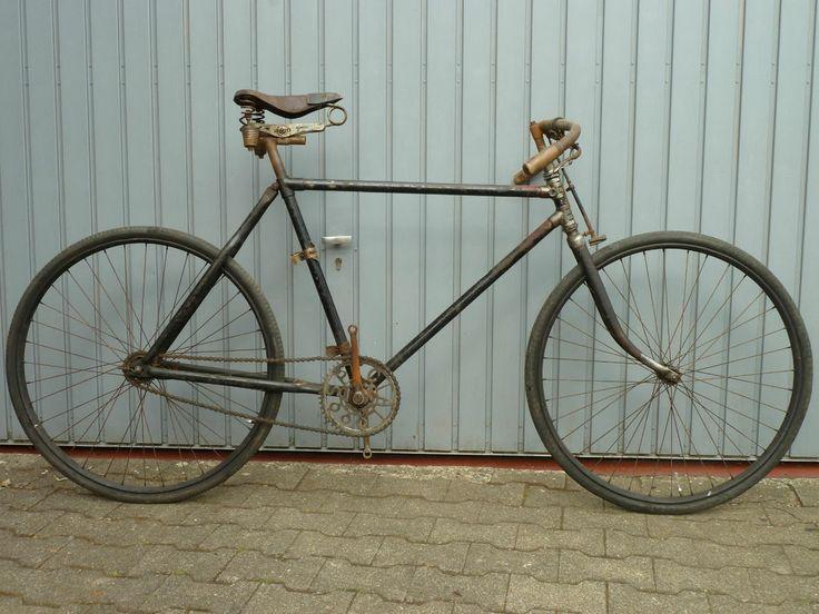 Special Halbrenner 20er Jahre Rennrad Oldtimer