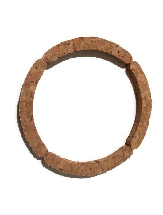 Picture- cork bangle