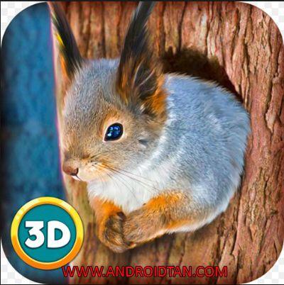 Forest Squirrel Simulator 3D Mod Apk adalah game android yang berbasis adventure. Game ini dikembangkan oleh Wild Animals Life. Kalian akan menggunakan tupai sebagai karakter utama kalian di dalam game ini.  Kalian akan menjalani di kehidupan alam sebagai tupai. Kalian dapat mengambil makanan seperti jamur di jalanan dan memanjat pohon-pohon yang terdapat buah-buahan yang dapat diambil. Kalian juga dapat memiliki pasangan hidup supaya dapat meneruskan keturunan.