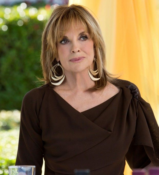 Linda Gray Thrilled to Be Back as Sue Ellen on 'Dallas'