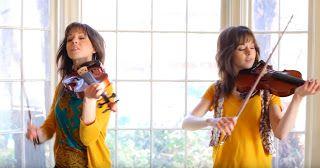 NINIMEMORY: Zelda Violin duet - Lindsey Stirling