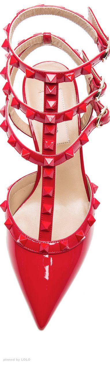 Shoe love for Valentino