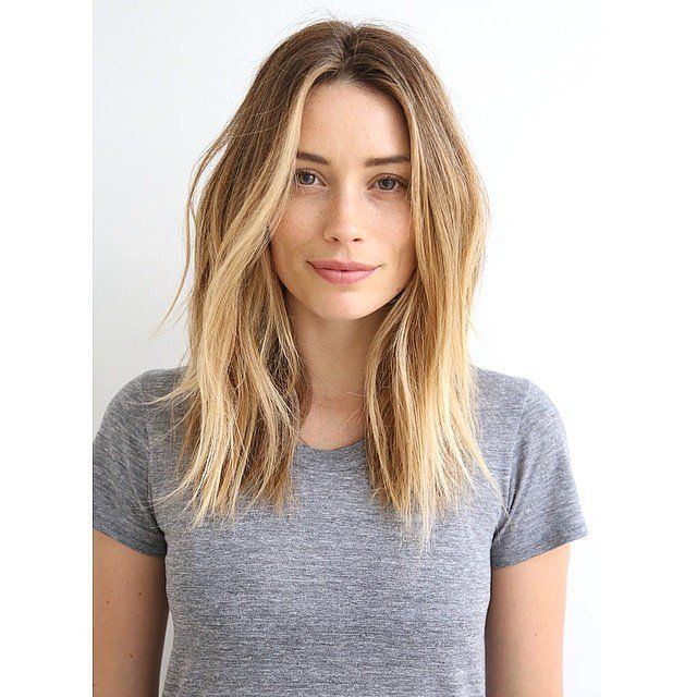 """POPSUGAR: You trademarked the term """"lived-in hair."""" Define what that means to you. Anh Co Tran: I always have been a fan of that bedhead, f*cked-up, yet groomed look. Every time I think about it, I think about pictures of Kate Moss, when her hair is done. She has that sultry, f*cked-up look on a daily basis. Actress Arielle Vandenberg, one of Anh's clients, has over one million fans on Vine."""