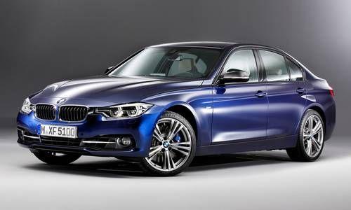 #BMW #3er Limousine. Sportlich wie kein anderer, elegant wie nie.