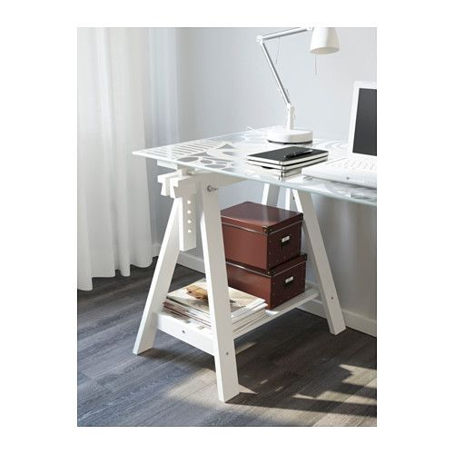 GLASHOLM / FINNVARD Tisch  - IKEA