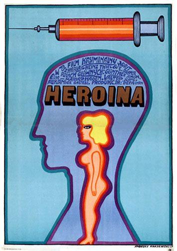 KRAJEWSKI: Heroina