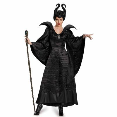 FREE SHIPPING AVAILABLE! Buy Maleficent Deluxe Christening Black Gown Adult Costume - Small (4-6) at JCPenney.com today and enjoy great savings. Available Online Only!