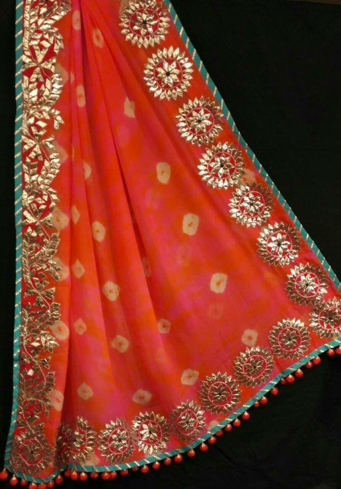 #love gotta Patti #sari