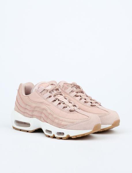 Nike Air Max 95 Premium - Pink Oxford/PinkOxford-Bright Melon