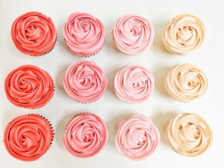 Cupcake transition