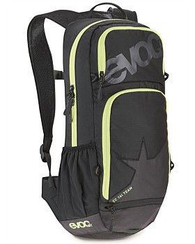 New In, Evoc CC 16L Team Backpack