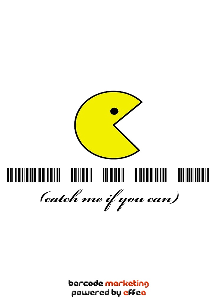 Barcode Marketing: Catch me if you can